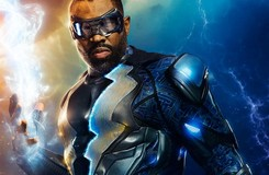 Black Lightning Comes to Life