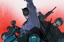 First Look: Batman Partners with the Penguin