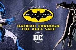 Save Big On Batman Digital Comics from Throughout the Dark Knight's Storied History