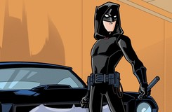 Alfred Is the Driving Force Behind Bruce Wayne in Batman: Overdrive