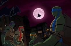 Batman and the Teenage Mutant Ninja Turtles Square Off on the Screen