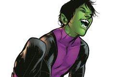 Beast Boy Claws His Way to Titans