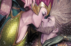 Relationship Roundup: Arthur Curry and Mera