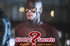 "The #DCTV Secrets of THE FLASH: Episode 2.15 ""King Shark"""