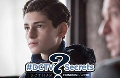 "The #DCTV Secrets of GOTHAM: Ep. 2.18 ""Pinewood"""