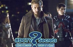 "The #DCTV Secrets of DC'S LEGENDS OF TOMORROW: Ep. 1 ""Pilot, Part 1"""