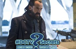 "The #DCTV Secrets of DC'S LEGENDS OF TOMORROW: Ep. 1 ""Pilot, Part 2"""