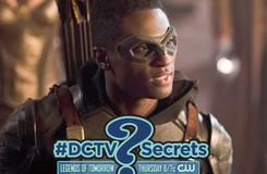 "The #DCTV Secrets of DC'S LEGENDS OF TOMORROW: Ep. 6 ""Star City 2046"""