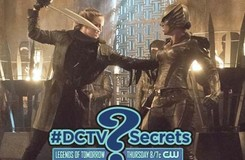 """The #DCTV Secrets of DC'S LEGENDS OF TOMORROW: Ep. 9 """"Left Behind"""""""