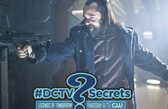 """The #DCTV Secrets of DC'S LEGENDS OF TOMORROW: Ep. 14 """"River of Time"""""""