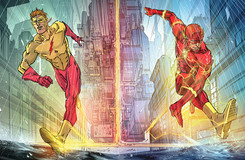 Relationship Roundup: Barry Allen and Wally West