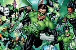 In Brightest Day: Twelve Iconic Moments in the Green Lantern Saga