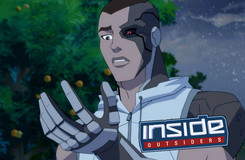 Inside Outsiders: A Cyborg for All Teams