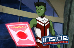 Inside Outsiders: Is Beast Boy Heading for a Fall?