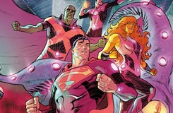 First Look: What Lies Beyond the Source Wall in Justice League: No Justice #1?