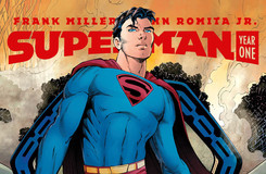 Frank Miller and John Romita Jr. Open Up about Superman: Year One