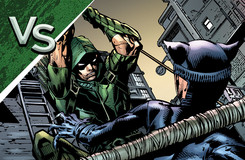 DC All Access: Catwoman vs. Green Arrow