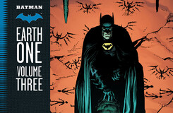Geoff Johns and Gary Frank Return to Batman: Earth One