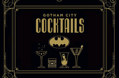 Bring Some Batman to Your Bar with Gotham City Cocktails