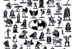 A Dramatic Display: All 100 Batman: Black & White Statues