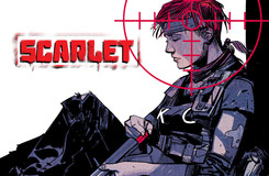 Revolutionizing Comics: Brian Michael Bendis Reintroduces Scarlet