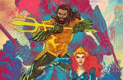 Artists Offer Their Take on Jason Momoa's Aquaman