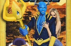 Swamp Thing: Ian Ziering Joins the DC Universe Series as Blue Devil