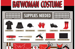 DC Collectibles 101: How to Make Your Own Bombshells Batwoman Costume