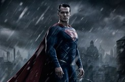 First Look: Henry Cavill in Batman v Superman: Dawn of Justice
