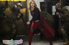 Supergirl: What's So Funny About Supergirl vs. the Elite?