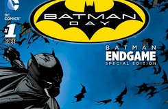 Batman Day: New Details on Free Comic Giveaway, Talent Signings and More!