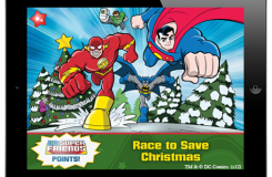 Save Christmas with the DC Super Friends