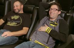 DC All Access's Best Moments of 2013: Blair Visits a Real Life Batcave