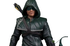 DC All Access: Win Eight Arrow and Flash Action Figures from DC Collectibles