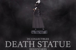 Tis' The Season For This DC Collectibles Sweepstakes!
