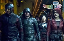 Arrow: Goodbye and Hello