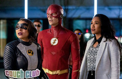 The Flash: Parenting on the Run