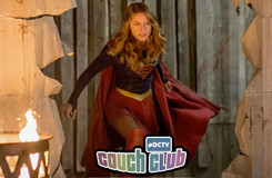 Supergirl: The First Rule About Alien Fight Club...