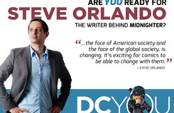 Are You Ready for Midnighter's Steve Orlando?