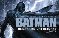 Voicing THE DARK KNIGHT RETURNS: David Selby