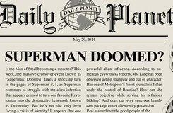 DAILY PLANET: Why Dooming Superman May Be the Best Thing For Him