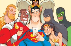 Gustavo Duarte Shows a New Side of Superheroes in Dear Justice League