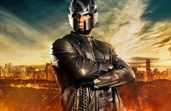 First Look: Diggle Suits Up for Arrow Season 4