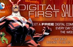 DC COMICS DIGITAL FIRST SALE