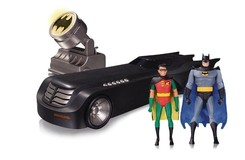 DC All Access: Win a Batman: The Animated Series Deluxe Batmobile from DC Collectibles
