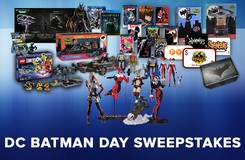 Time to Celebrate Batman Day with this New Chance to Win!
