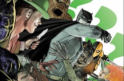 First Look: Batman Throws in With the Riddler