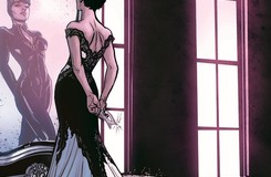 First Look: Catwoman Says Yes to the Dress