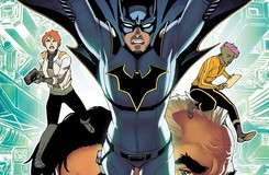 First Look: Batgirl Beyond Springs into Action