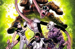 First Look: The Origin of Phantom Girl